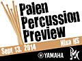 Palen Percussion Preview